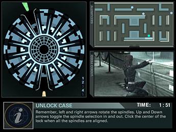 Alias Spy Challenge Game