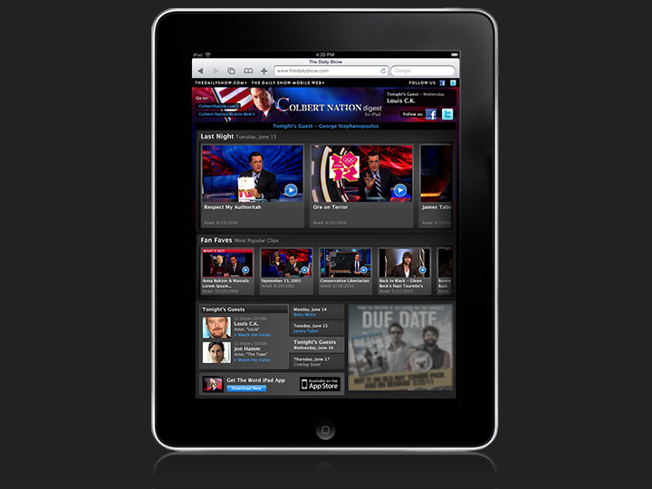The Colbert Report Digest