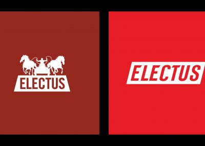 Electus Rebrand