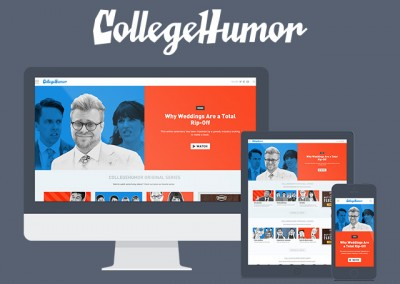 CollegeHumor Web 2018