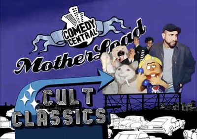 Comedy Central's MotherLoad ID Bumpers